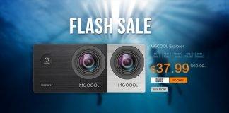 Sal de flash de MGCOOL GearBest