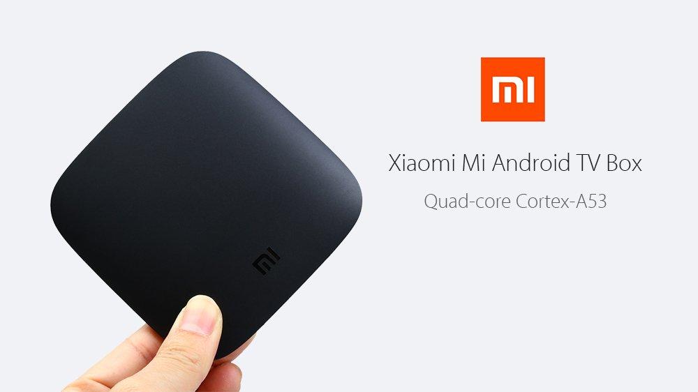 Xiaomi Mi TV Box - oferty GearBest - GizDeals - promocje na smartfony
