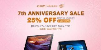 Aliexpress & CHUWI