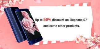 Elephone Women's Day