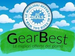 Ofertas da GearBest - GizDeals - Ofertas para smartphones