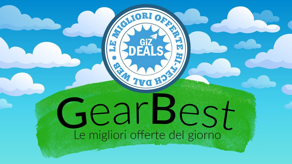 Coupon GearBest: le folli offerte del Black Friday!
