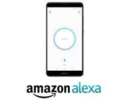 huawei Kumpel 9 Amazon Alexa