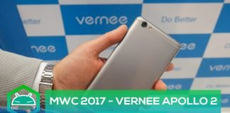 Vernee Apollo 2 MWC 2017
