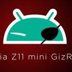 nubia z11 mini GizROM