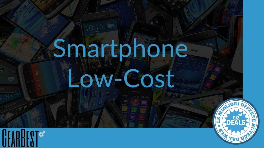 GizDeals - Ofertas GearBest - Smartphones chinos de bajo costo