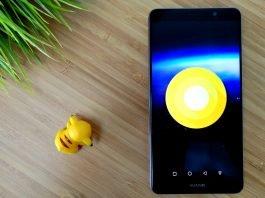 Huawei Kumpel 9 android o