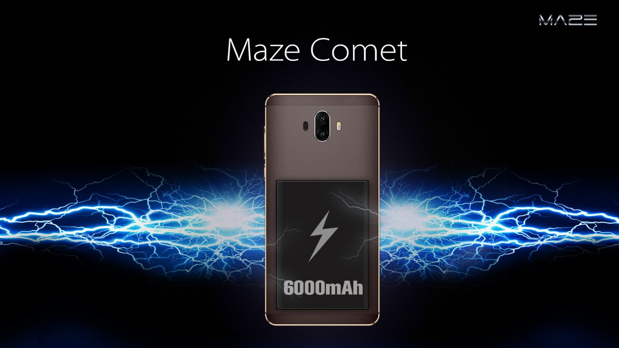 Maze Comet is the
