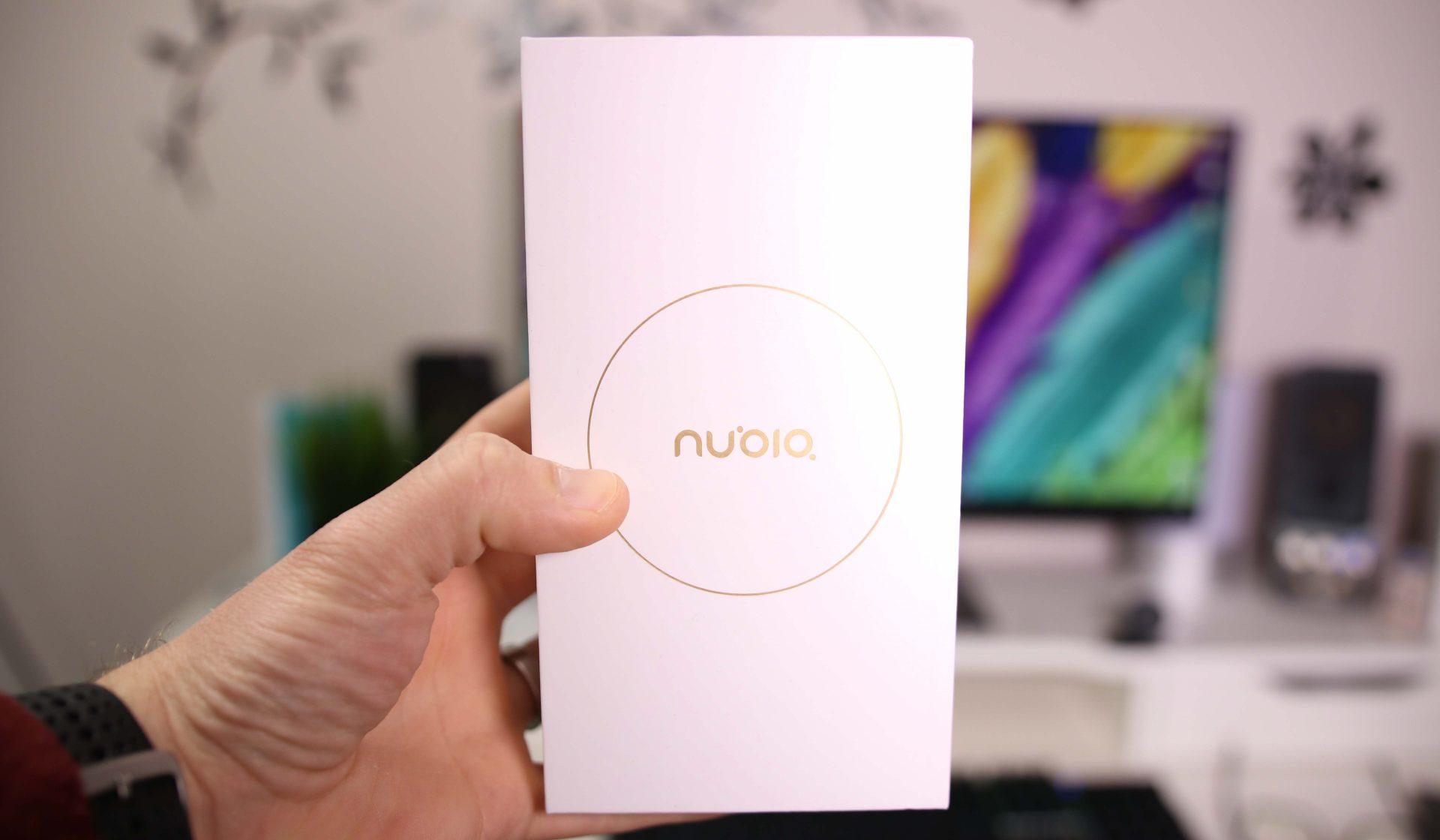 Nubia N1 lite unboxing