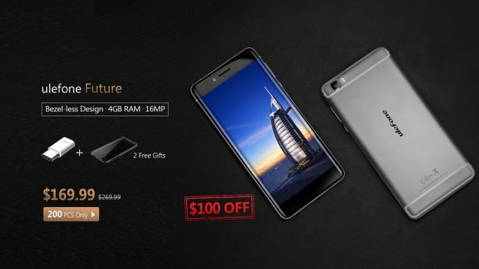 Ulefone Future Coolicool
