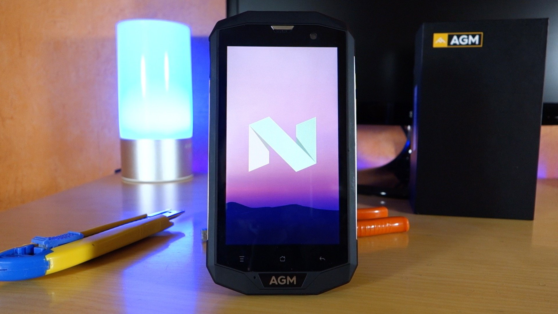 REVIEW - AGM A8 | A Rugged Phone undertone