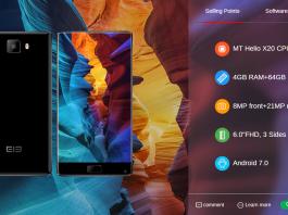 eleXhone S8
