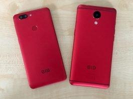 elephone p8 mini rot
