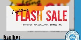 GizDeals - Ofertas GearBest - Venda Flash - Smartphones chineses - Fidget Spinner