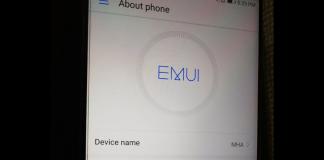 Huawei Kumpel 9 Emui 5.1