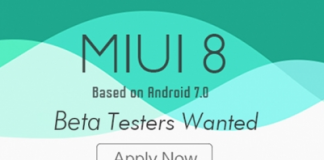 MIUI 8 Xiaomi Android 7.0 Nougat (1)