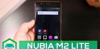 Nubia M2 LITE Abdeckung