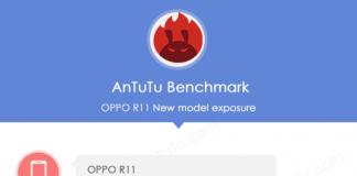 OPPO R11 Antutu