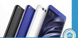 Oferta Spemall - Xiaomi Mi 6 - Entrega rápida