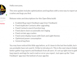 OnePlus 3 OnePlus 3T OxygenOS Offene Beta 16 (7)