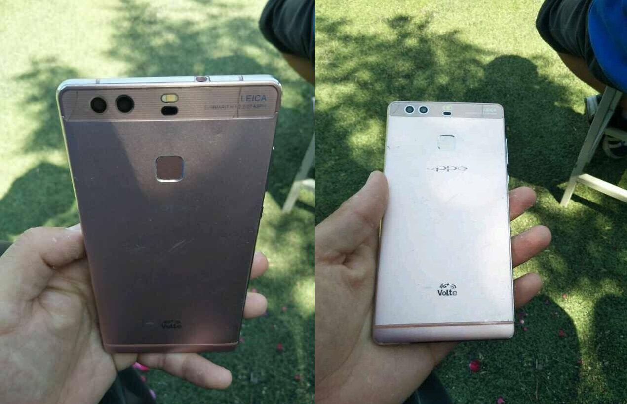 This Huawei P9 OPPO clone is too bad to be true