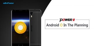 poder ulefone 2 android o