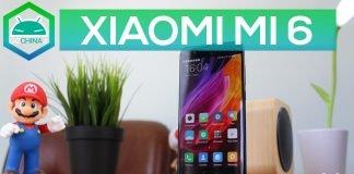 Xiaomi me 6