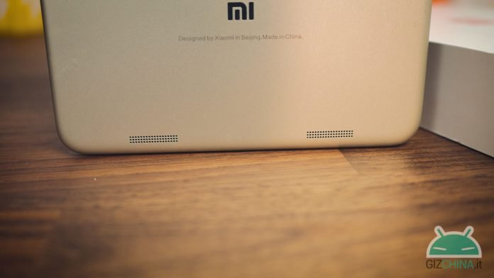 Nós Xiaomi Pad 3