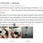 huawei p10 caricabatterie incendio
