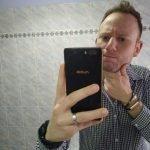 Nubien M2 Selfie