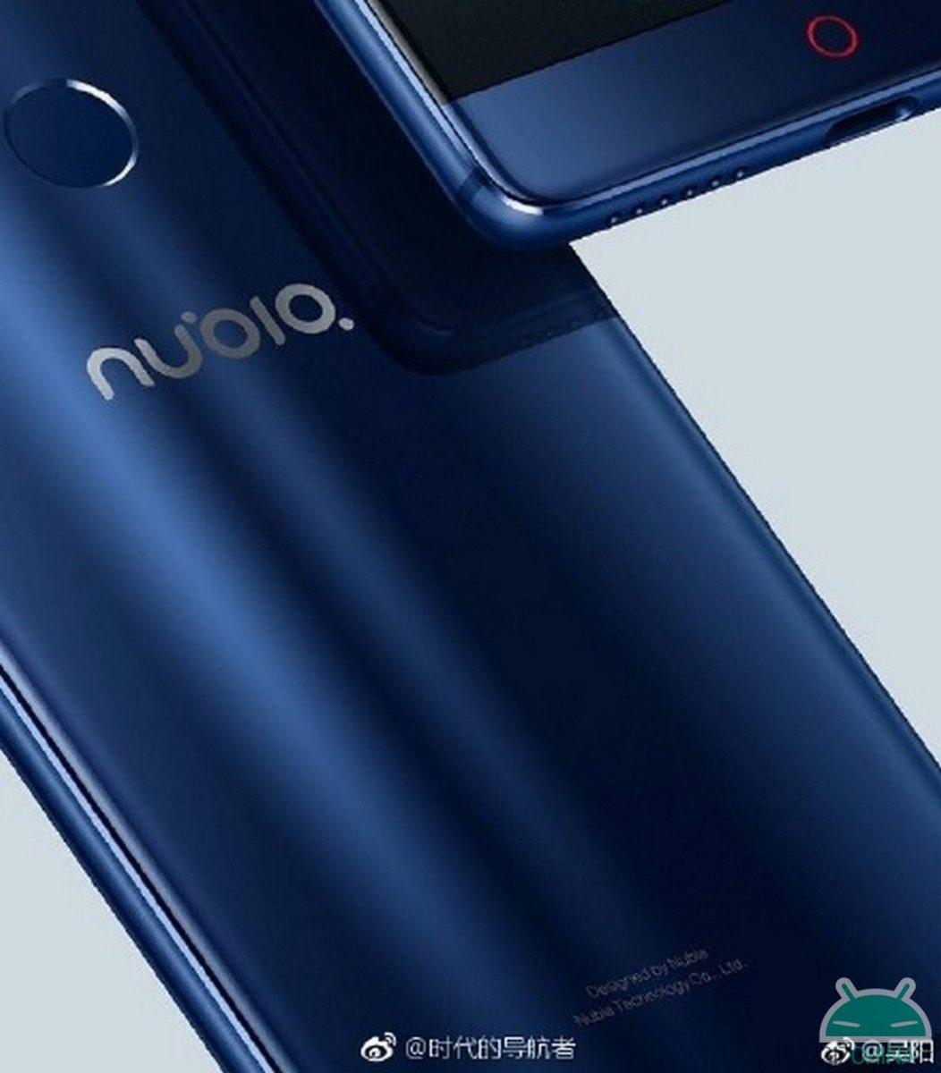 Nubia Z17 sarà presentato ufficialmente il 1° giugno