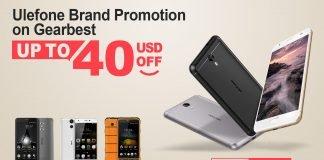 Ulefone Brand Promotion
