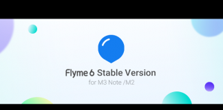 flyme 6 global meizu m3 note meizu m2
