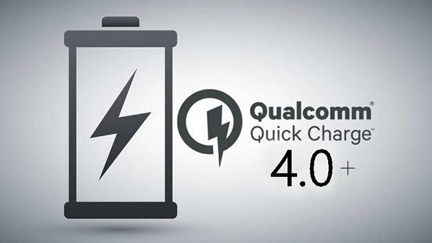 Qualcomm Schnellladung 4.0 +