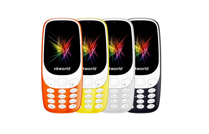 vkworld z3310 clone nokia 3310