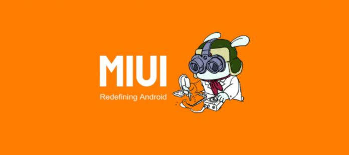MIUI 8 Logotipo