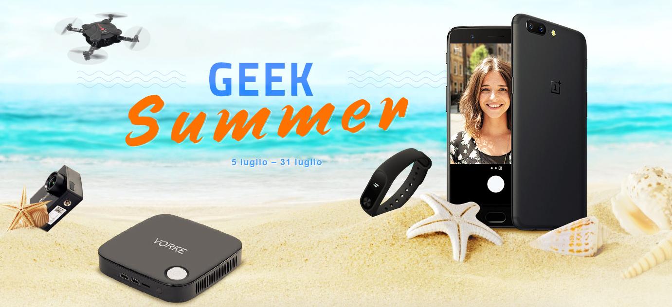 GeekMall it Geek Summer