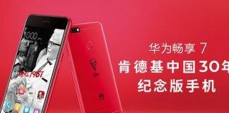 Huawei Enjoy 7 KFC