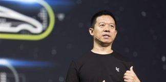 Resignação de LeEco Jia Yueting