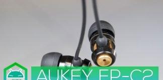 Recensione Aukey EP-C2