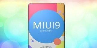 Xiaomi MIUI 9 grenzenloses Telefon (1)