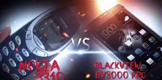 blackview BV8000 nokia 3310