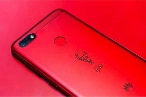 Huawei Aproveite 7 KFC