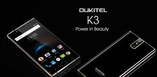 OUKITEL K3-4