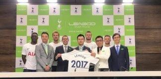 Tottenham Hotspur--leagoo-1