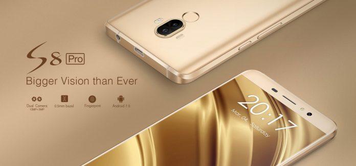 Ulefone S8 Pro banner