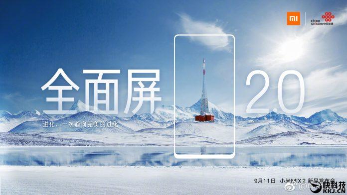Xiaomi Mi MIX 2 China Unicom
