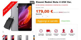 Xiaomi Redmi Note 4 4 64 Geekmall
