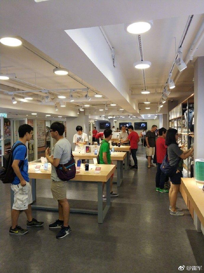 Xiaomi-mi-note-3-lei-jun-photo
