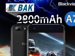 Blackview a7 Banner